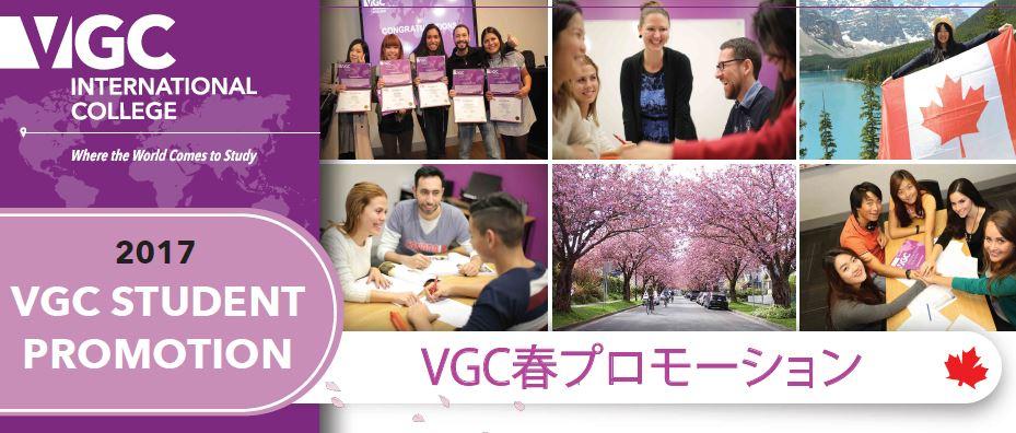 VGCプロモーション