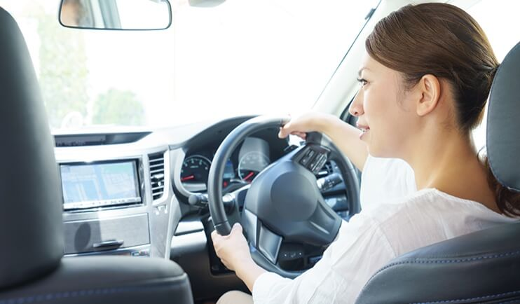 写真:運転のイメージ