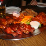 My favorite Chicken Wings in Toronto!!!!