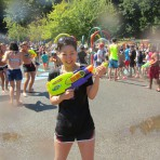 Stanley Park Water Fight