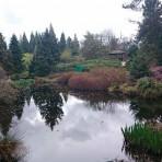 Van Dusen Gardenに行ってみた。