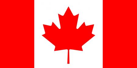 カナダフラッグ