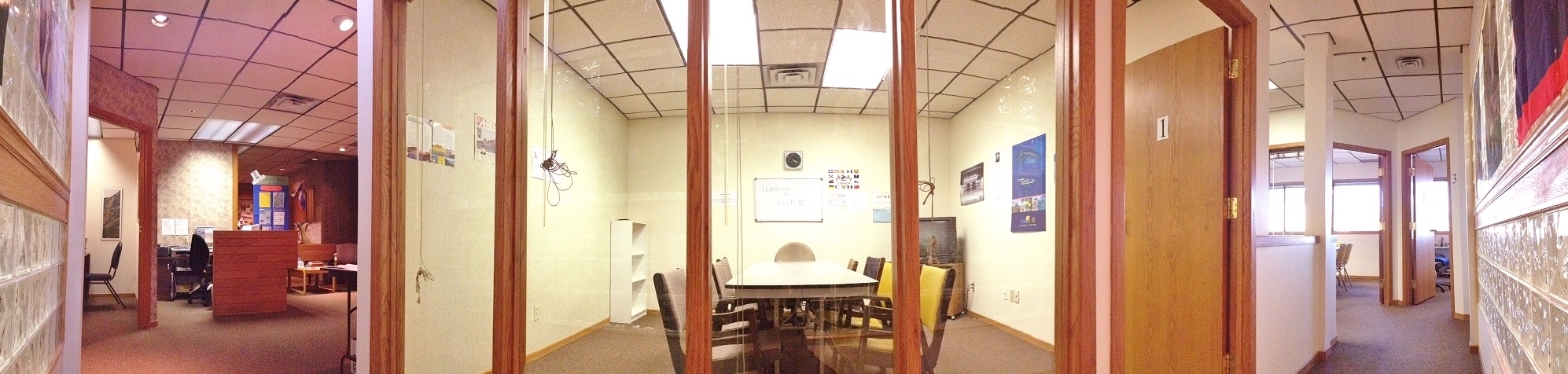 IGK new student room