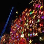 ダウンタウンのクリスマスライトを見つけに行こう!