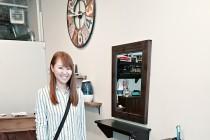 美容師留学 Yukoさん