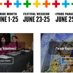 6月はプライドマンス!LGBTコミュニティーでボランティア