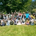 EW Vancouver BBQパーティー盛り上がりました!