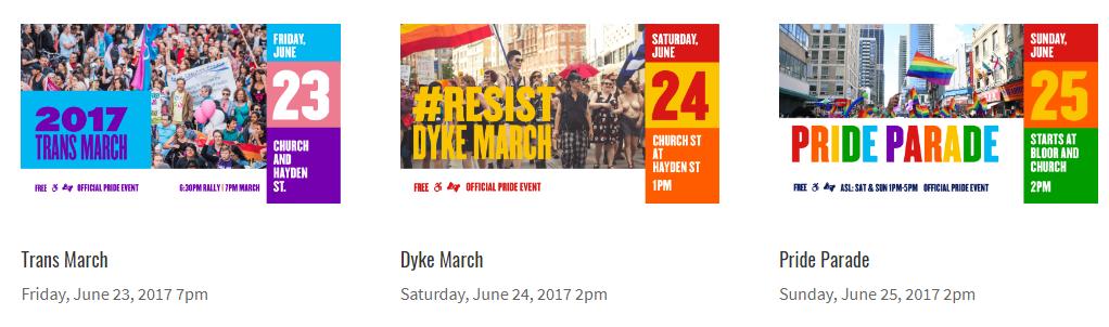 Pride Month Pride Toronto