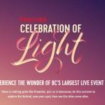 バンクーバーで日本の花火を見よう!Honda Celebration of Light!