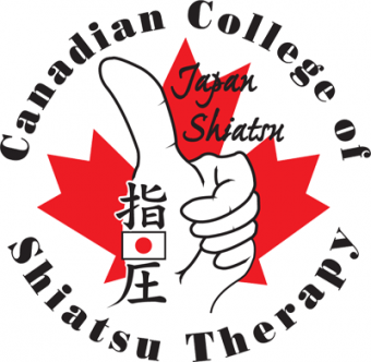 Canadian College of Shiatsu Therapy ロゴマーク