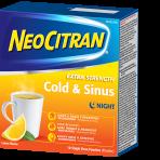 風邪をひいたら!カナダの市販薬色々