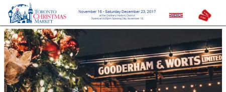 Toronto Christmas Market  Rediscover the Magic Romance of Christmas