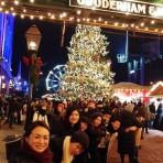 トロントクリスマスマーケットは今年も大満足!