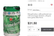 Heineken LCBO