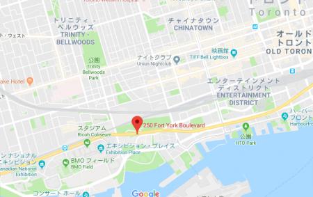 250 Fort York Blvd Google マップ