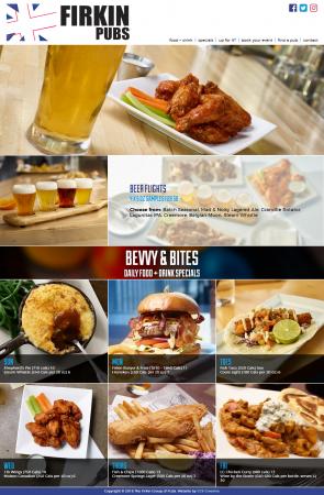 Specials – Firkin Pubs