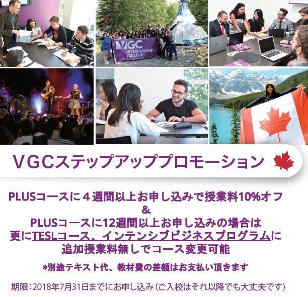 VGCプロモーション2018年6月以降