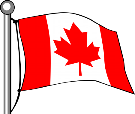 Gerald-G-Canada-Flag-Flying