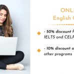 【Global Village】IELTS、SELPIP Onlineクラスのお得情報